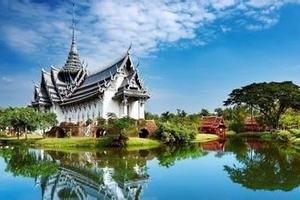 泰国包机来了!特惠泰国一地6日游【青岛直飞曼谷】
