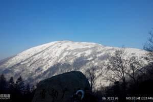 烟台周边一日游 烟台到海阳林山滑雪场特价游 烟台滑雪特价游