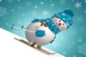 盘山滑雪1日