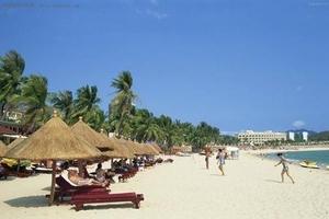 8月适合去海南旅游吗?青岛到海南6日游,激情夏日阳光海岛