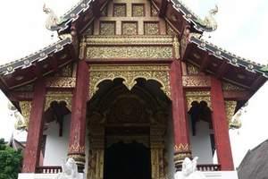 南宁到泰国清迈、清莱、金三角双飞六日游|南宁包机到泰国旅游