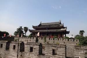 红色之旅 合肥到淮南万人坑教育馆、寿县古城墙1日游