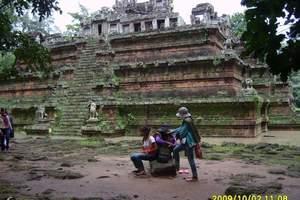 武汉到柬埔寨旅游攻略 漫步吴哥金边双飞8日游