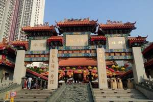 南宁到香港海洋公园四日精品团(动车往返)|南宁到香港旅游线路