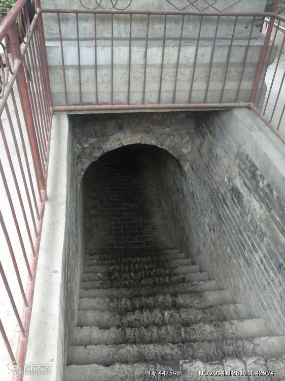 曹操地下运兵道图片
