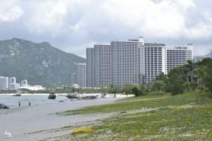 东莞到惠州巽寮湾旅游/珍珠酒店、双月湾万科悠蓝假日酒店两天游