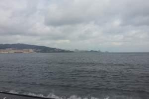 山海旅游|青岛市内|崂山|蓬莱威海+大连旅顺五日游|天天发