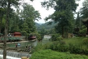 成都周边耍水的地方_成都到彭州白鹿镇+大唐牡丹水上乐园一日游