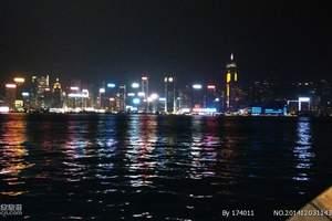 西安直飞香港澳门5日纯玩游(一天迪斯尼乐园)