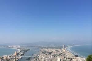 惠州到 双月湾观景台 、 平海古城、海龟馆、西班牙小镇一天