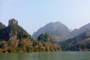 12月青岛到广西南宁养生六日游 国内游冬天适合去的地方