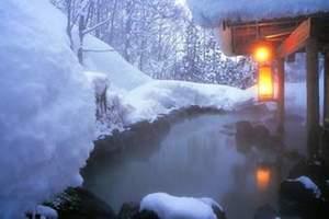 镇江去日本温泉线路推荐_冰之村江户古道温泉美食尊享深度7日游