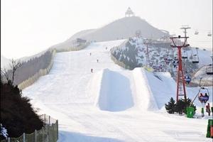 平山神鹿滑雪场怎么样-平山神鹿滑雪门票价-平山神鹿滑雪一日游