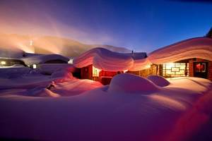 哈尔滨到雪乡怎么坐车_中国雪乡冬季二日游_冬季去雪乡旅游报价