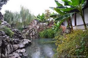 西安到扬州苏州旅游景点大全(瘦西湖,瞻园)扬州苏州双卧7日游