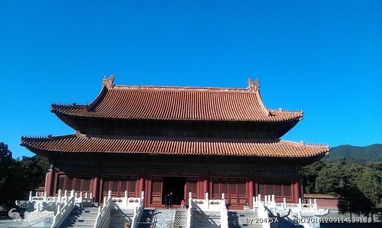 清东陵旅游:北京出发到清东陵汽车一日游 天天发团