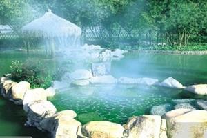 青岛周边旅游推荐线路 五星智圣汤泉度假村、云瀑洞二日