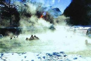 青岛旅行社_青岛出发去五星智圣温泉水世界纯泡+竹泉村二日游