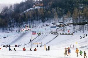 淄博旅行社滑雪旅游团_淄博去莱芜雪野滑雪场一日游_淄博出发