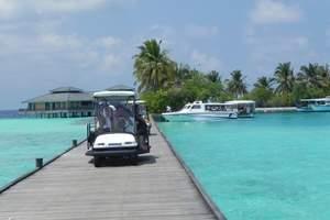 深圳到马尔代夫旅游 马尔代夫康杜玛6天 马尔代夫自由行攻略