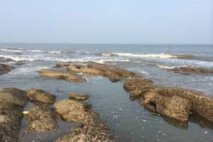 合肥到日照万平口、太公岛、金沙滩赶海二日游ZY 特价 海滨线