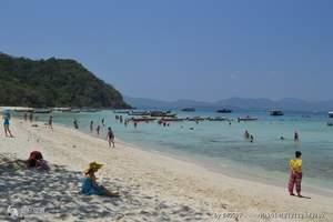 西安到普吉岛旅游推荐 绝美奈通铂尔曼5晚7天