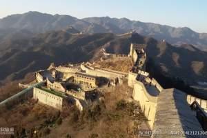 北京旅游线路推荐,八达岭、十三陵、鸟巢、北京烤鸭王府井一日游