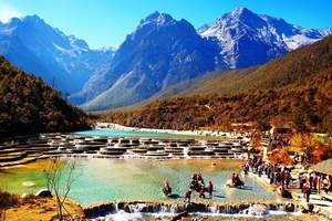 扬州到云南  昆明、抚仙湖、版纳三飞6日游