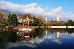 云南旅游玩哪里 扬州到昆明、大理、丽江双飞6日游