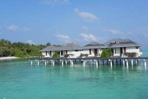 南昌出发到马尔代夫双飞六日游 水上屋共享属于你和她的梦幻天堂