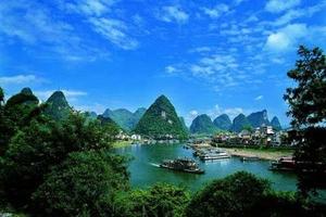 扬州到广西桂林旅游要多少钱_经典桂林双飞四日游