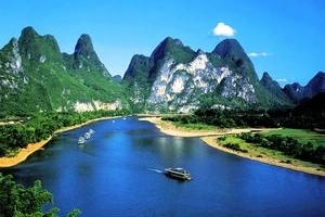 扬州到桂林银子岩、排筏漓江双飞穿阅桂林四日游