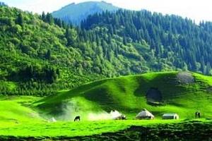 扬州到新疆那拉提草原、天鹅湖、火洲吐鲁番、天池双飞八日游