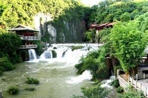 扬州到贵州旅游 西峰林、马岭河、黄果树、荔波小七孔双飞六日