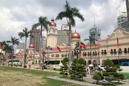 新加坡+马来西亚+波德申双飞六日游(贵阳直飞马来西亚)