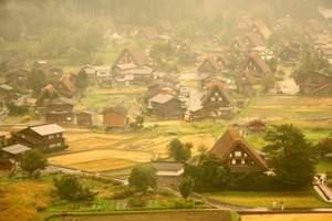 冬季去日本旅游费用是多少?大阪城 富士山 迪士尼乐园双飞6日