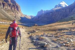 阿里珠峰+西夏邦玛峰+普兰+古格王朝8日徒步转山之旅