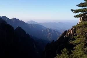 太原到黄山旅游[黄山毕业季]大美黄山、秀水太平湖双卧六日游