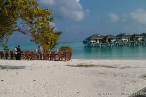 马尔代夫阿雅达2沙2水 深圳去马尔代夫多少钱 马代蜜月旅游