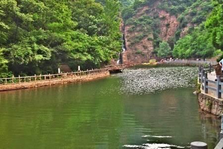 三八妇女节郑州优惠旅游线路:龙潭大峡谷一日游