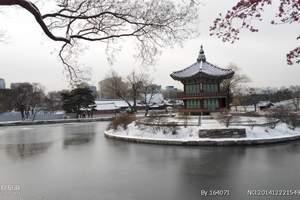 春节南昌去韩国包机旅游_南昌直飞韩国首尔济州冬季滑雪六日游