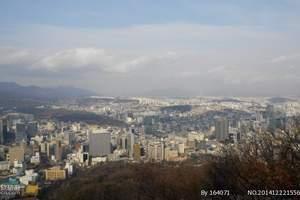 郑州到韩国首尔自由行双飞6日游-恣游青春