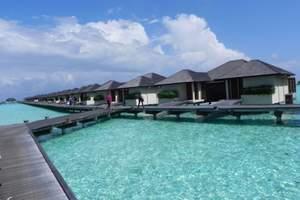 【新疆到马尔代夫旅游】乌鲁木齐到马尔代夫泰姬珊瑚岛5晚7天游