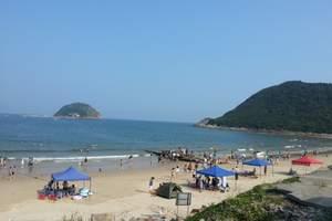 深圳西冲坐快艇上情人岛、放风筝、杨梅坑踩自行车激情浪漫两天游