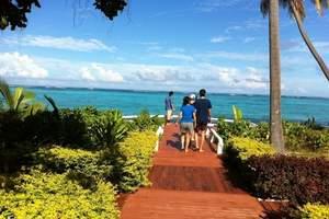 现在银川出发到斐济旅游团/银川出发到斐济6晚8日自助游