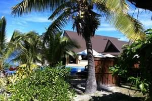 从银川去斐济6晚8日自助游要多少钱