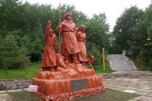 赫哲族民族村