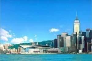 香港观光自由行两天团_深圳出发的线路香港二日游(一天自由行)