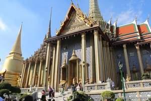 【非常泰一地 高端品质舒适游】曼谷芭堤雅8日之旅