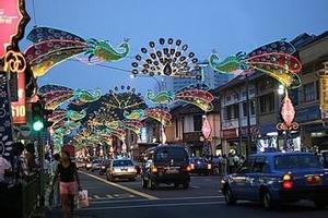 新加坡环球影城 圣淘沙 克拉码头4日游 暑假深圳到新加坡线路